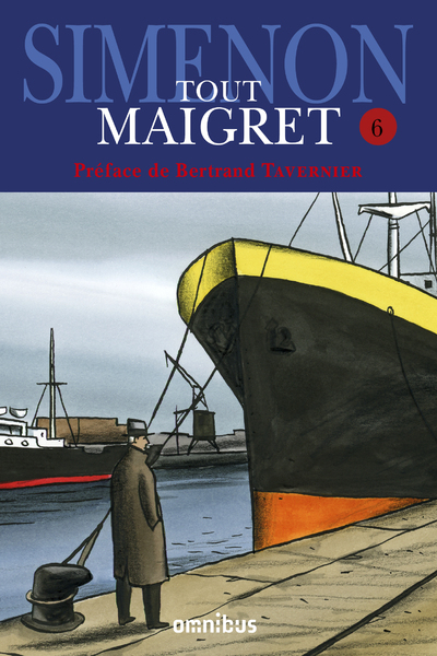 Couverture de la collection Tout Maigret